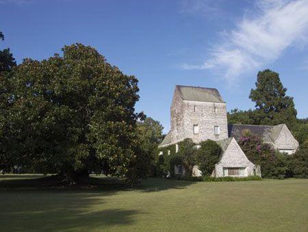 Castillos Estancias Y Palacios De Argentina Santa Clara House Styles Mansions