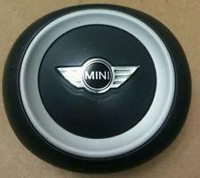 2003 2004 2005 2006 Mini Cooper Drivers Steering Wheel Air Bag 3 Spoke Mini Cooper Mini 2006 Mini Cooper