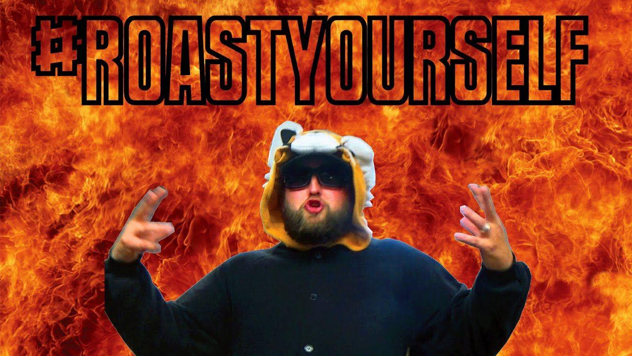POHGO GETS ROASTED!!! #ROASTYOURSELF CHALLENGE