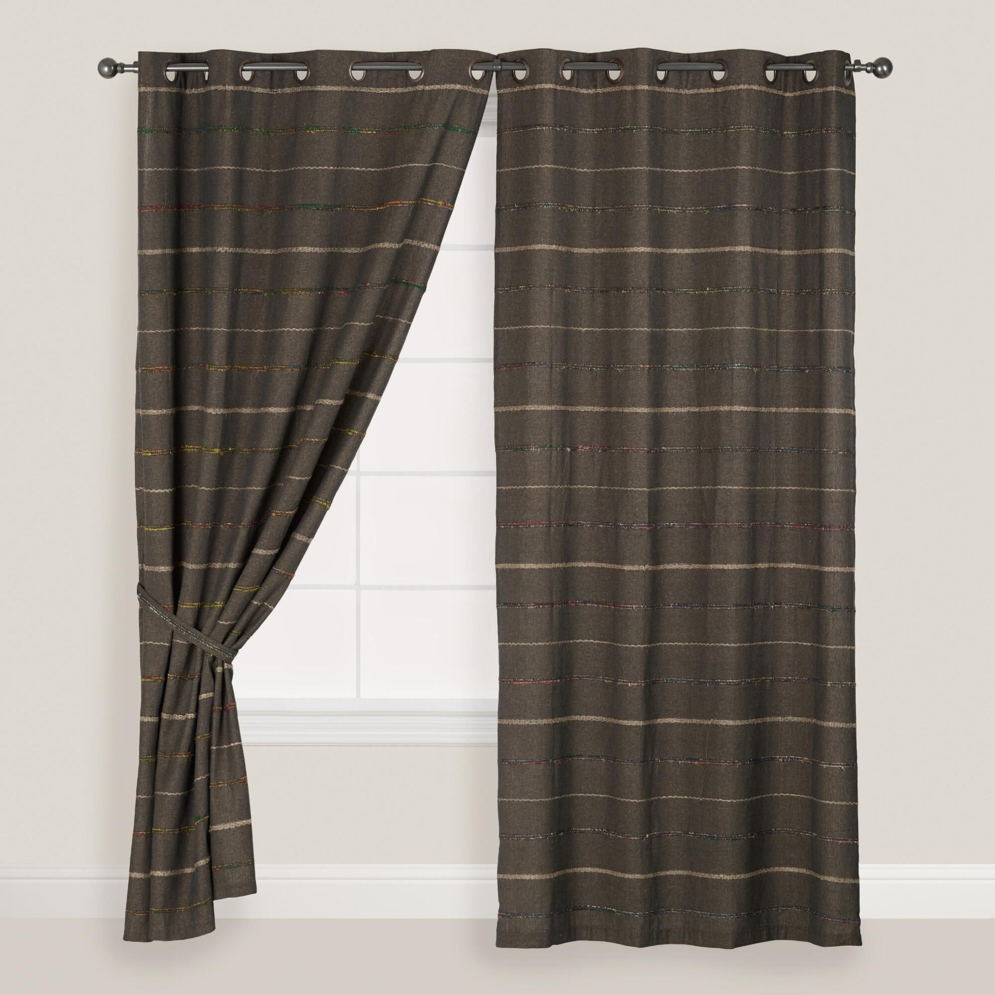 chic tier curtain pdx wayfair panel curtains reviews chambray treatments single window seersucker