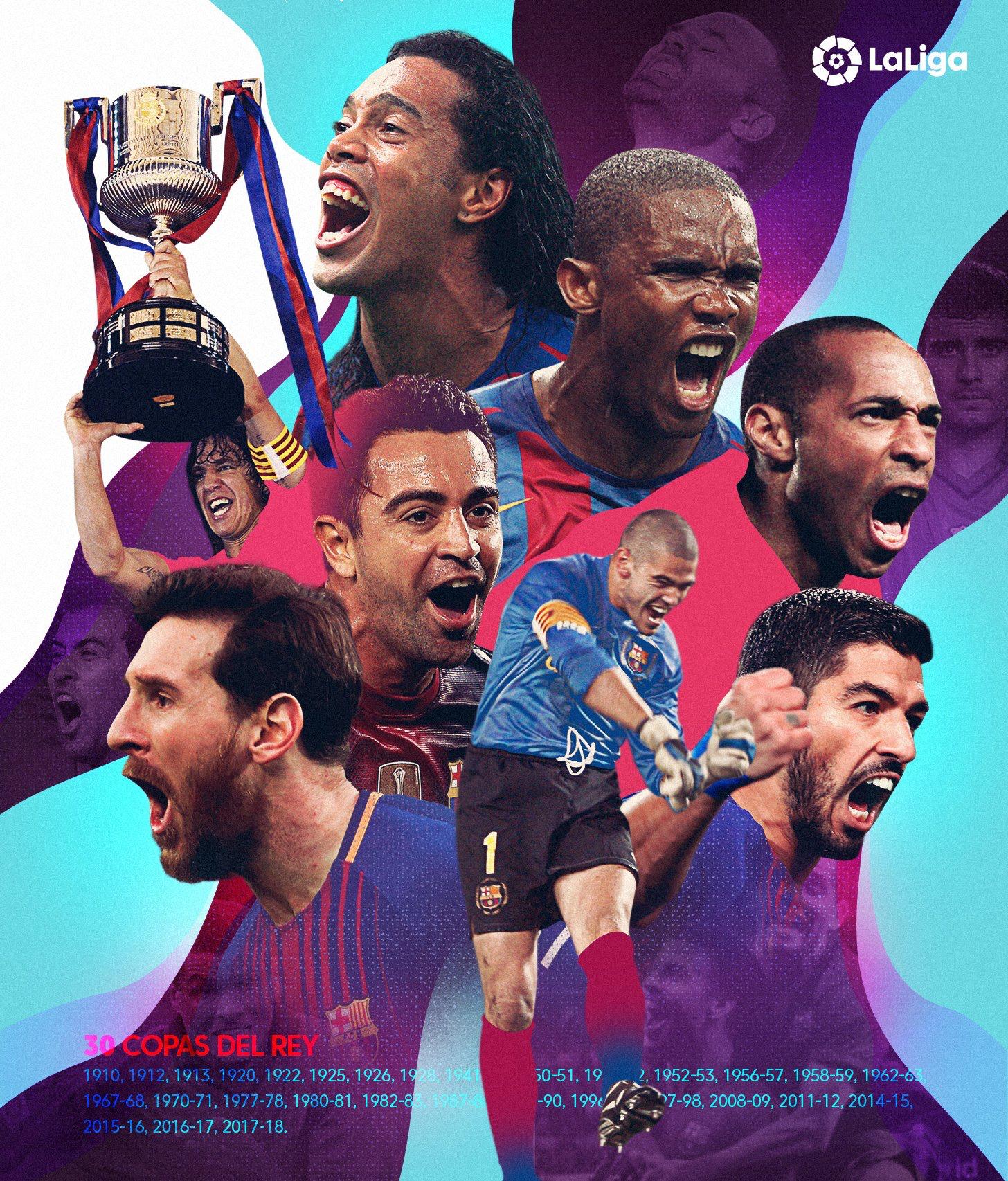 Campeones Visca Barca Campeones Futbol