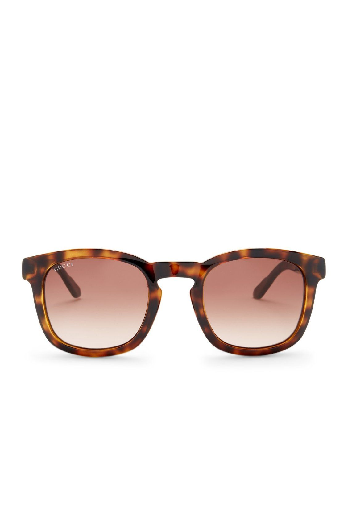 7615d34c2a GUCCI Women s Rounded Sunglasses