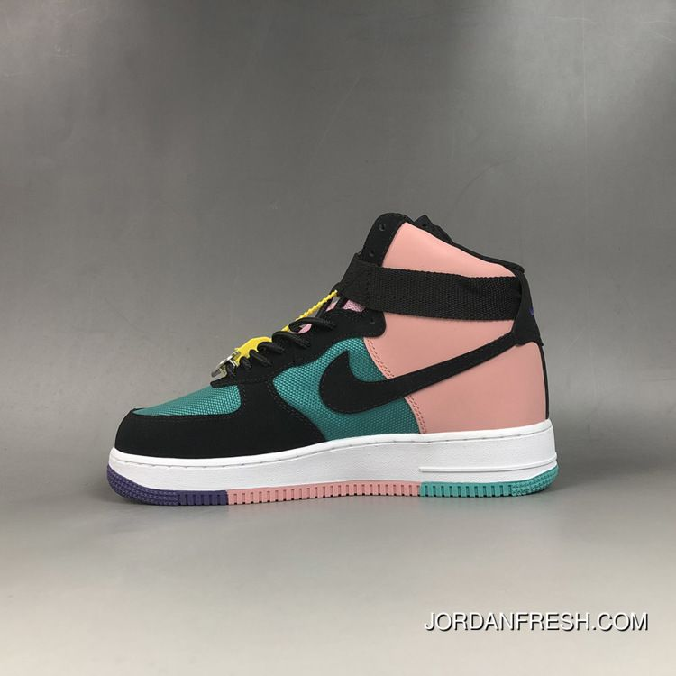 Women/Men Nike Air Force One High Have A Nike Day Best ...
