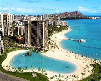 Honolulu Hilton Hawaiian Village Waikiki Waikiki Beach