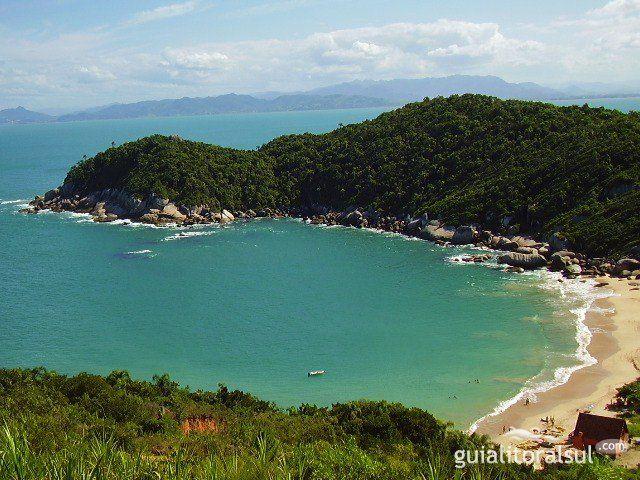 Praia da Tainha - Bombinhas (SC)