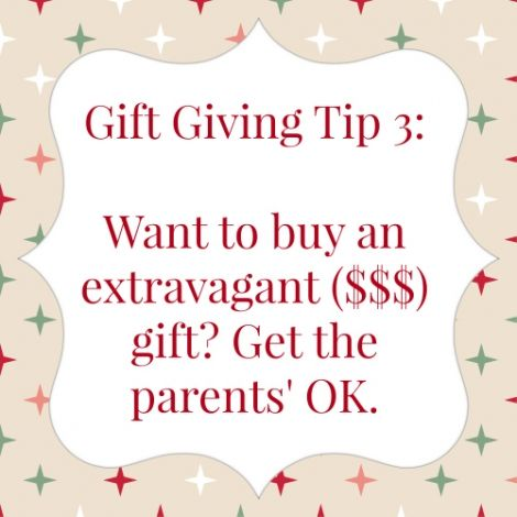 Gift giving rules and tips you will love | Blog de BabyCenter