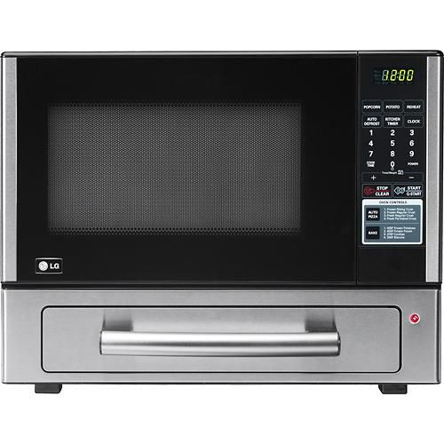 Lg 1 Cu Ft Mid Size Microwave