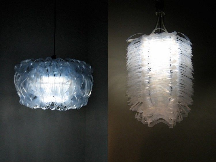 Bao Khang Luuu0027s ethereal pendant lamps are both inspired by plants