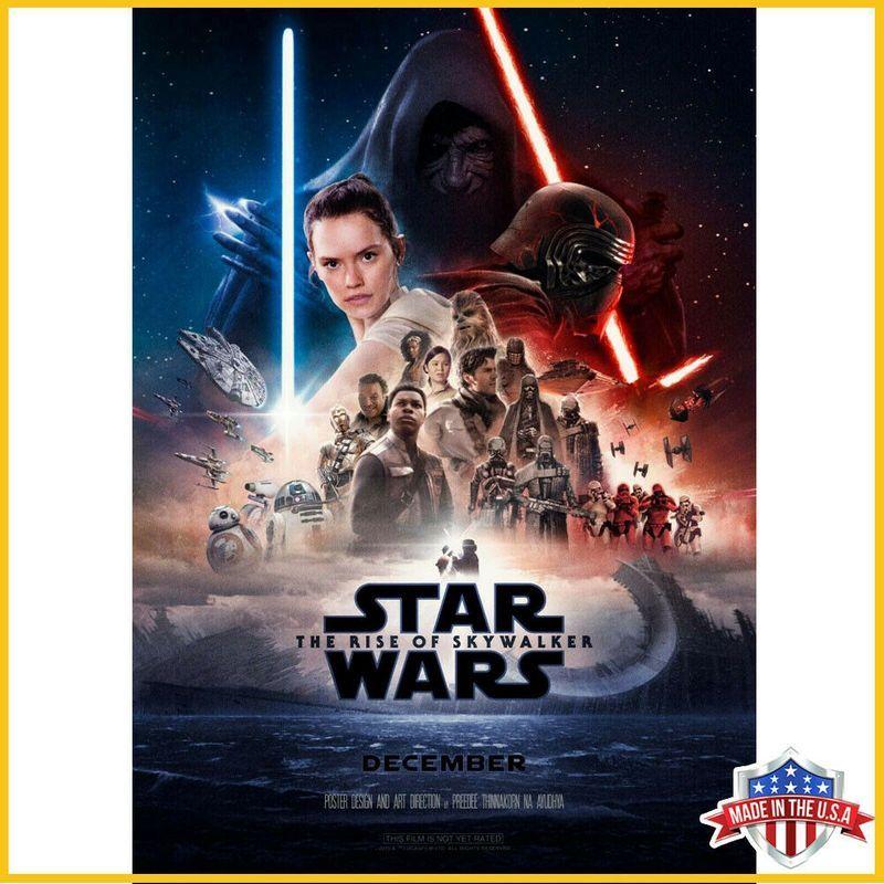 star wars ix rise of the skywalker 2019