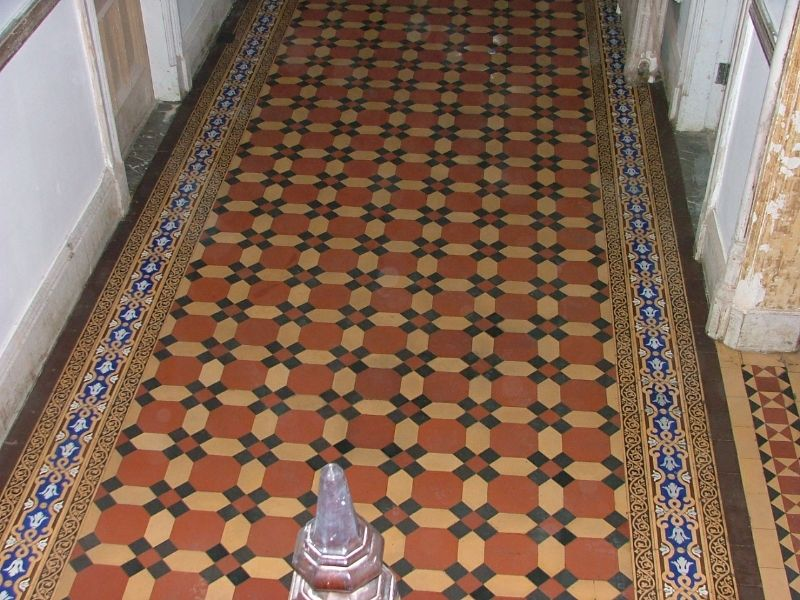 Heritage Tiling Photo Of Brilliant Restoration Work Products