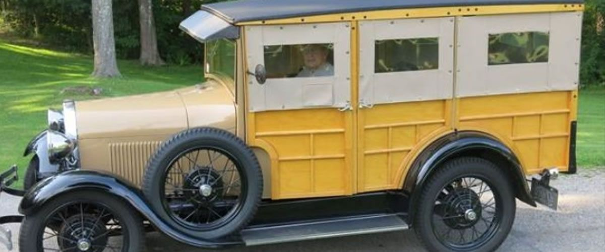 1929 Ford Model A Station Wagon For Sale - Classic Ford For Sale ...