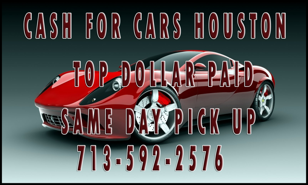 Sell my Junk Car Houston - https://houston-junk-car-buyer.com/sell ...