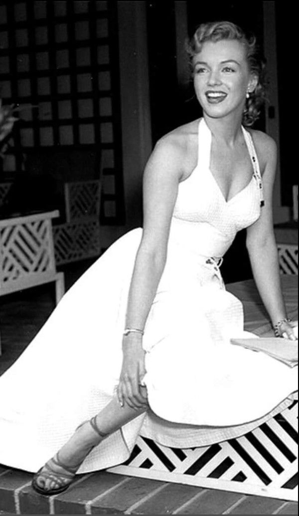 Awesome Marilyn Monroe #classicactresses