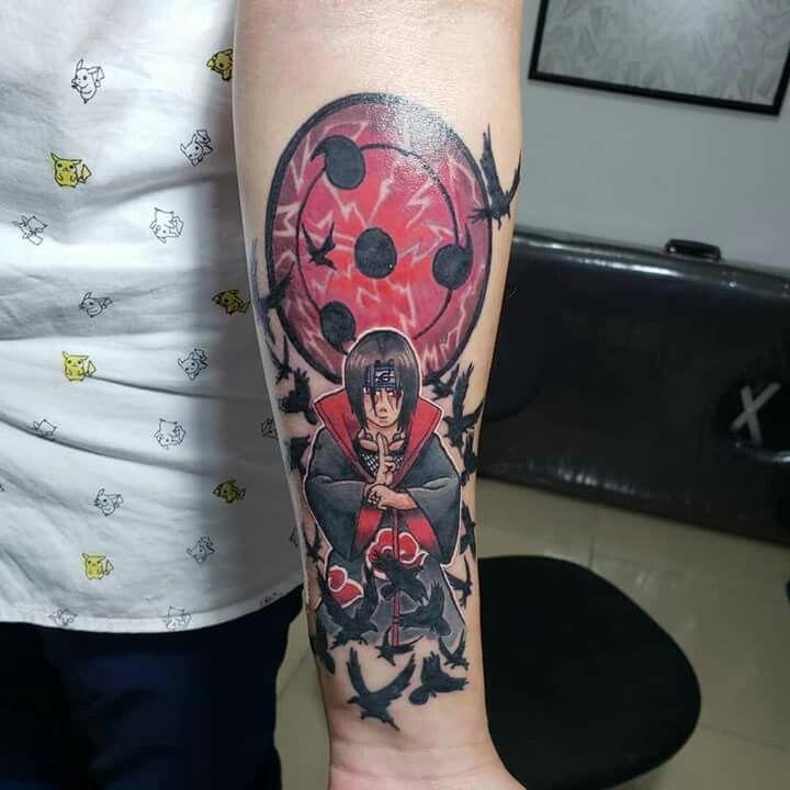 Pin De Robert Em Tattos Naruto Tatuagens De Anime Tatuagem Do Naruto Tatuagens Nerds
