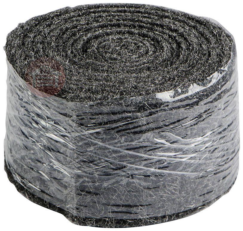 Rodentblock Fill Fabric Only Or Kit By Xcludera 10 Ft L X 4 In W In 2020 Garage Door Seal Garage Doors Garage Door Weather Seal