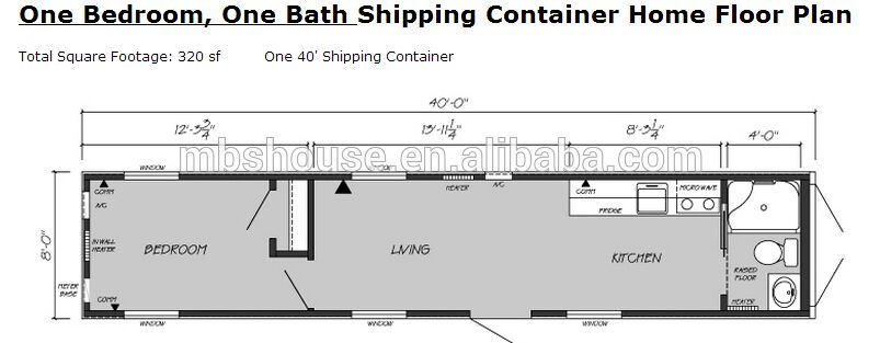 40 ft shipping container home plans - 40 shipping container home plans ...