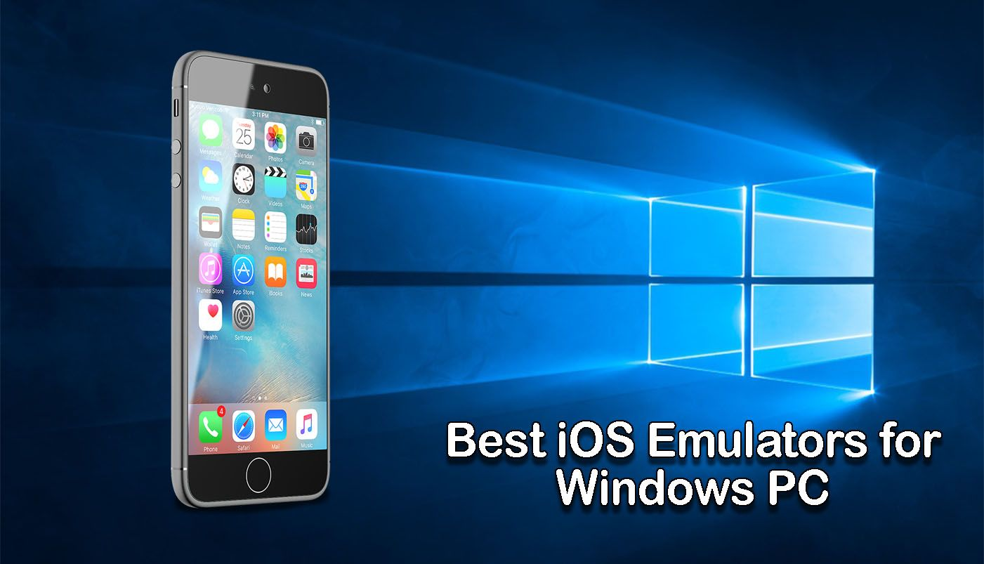 Easiest Way To Run Ios Apps On Laptop Pc Ios Apps Pc Laptop App