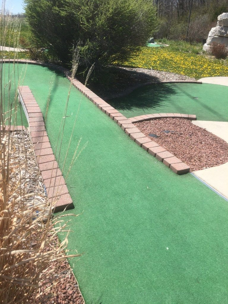 Ozaukee Sports Center Hole 6 Presented by MiniGolfReviews