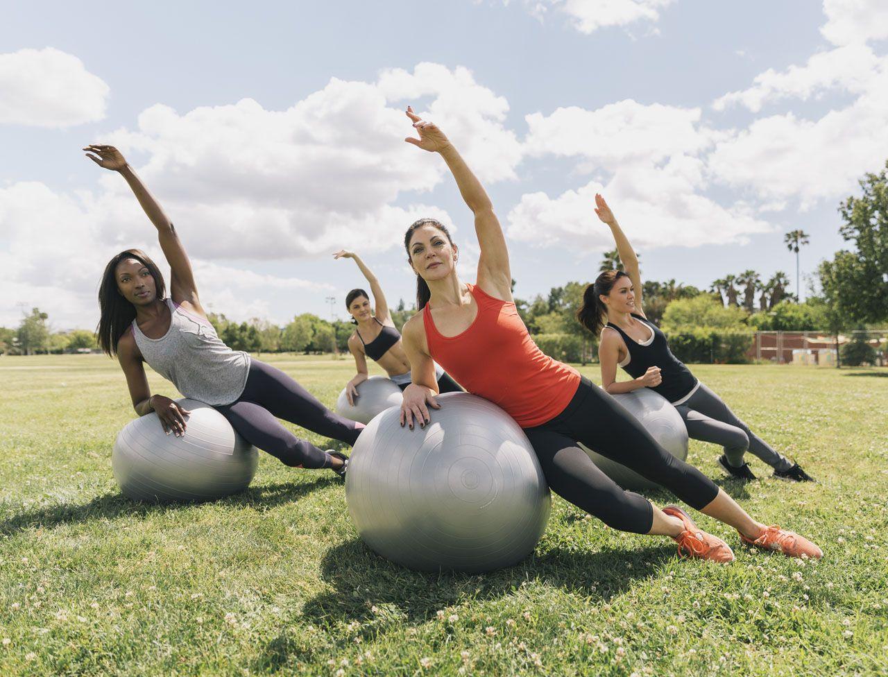 se muscler en profondeur et lutter contre le stress avec le postural ball gym douce gros. Black Bedroom Furniture Sets. Home Design Ideas