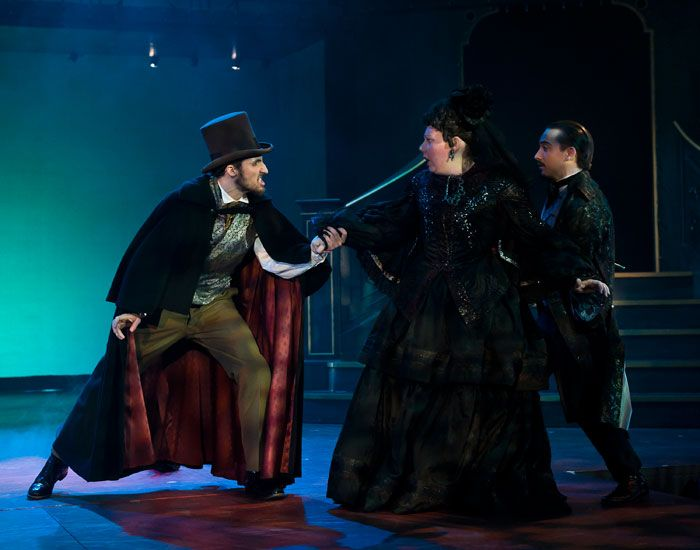Dr Jekyll And Mr Hyde The Musical My Son Blaine Is Playing The Role Of Jekyll And Hyde Theatre Geek Image Fun Hyde