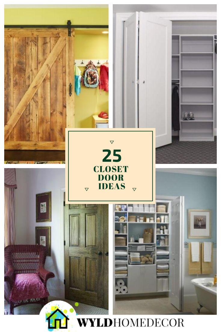20 Best Closet Door Ideas That Won The Internet Stylish Design Tags Closet Doors Sliding Closet Doors Bifold Clos Closet Doors Bifold Closet Doors Doors
