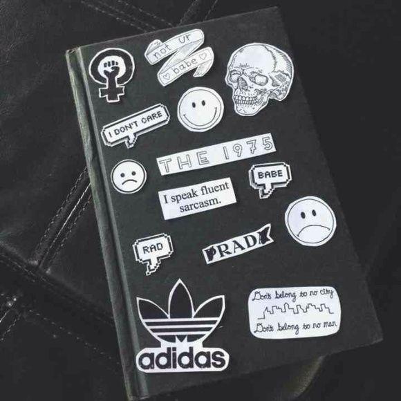 14 tumblr stickers