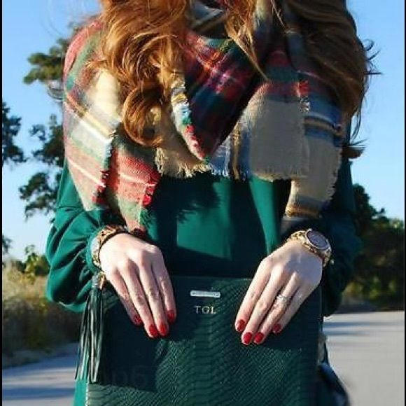 Host PickBlanket Scarf Blanket Scarf                                                              New, in package.                                                             4/25 Date Night HP Accessories Scarves & Wraps