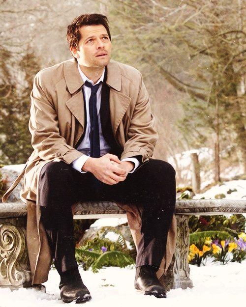 Castiel - Supernatural (played by Misha Collins)