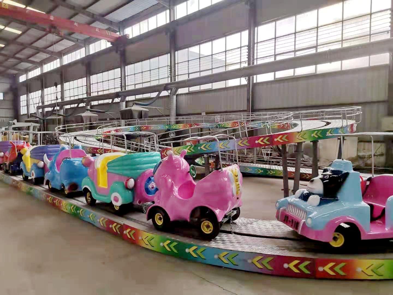 Kids Amusement Ride Electric Backyard Roller Coasters Mini Shuttle For Sale In 2021 Amusement Riding Roller Coaster Mini backyard roller coaster