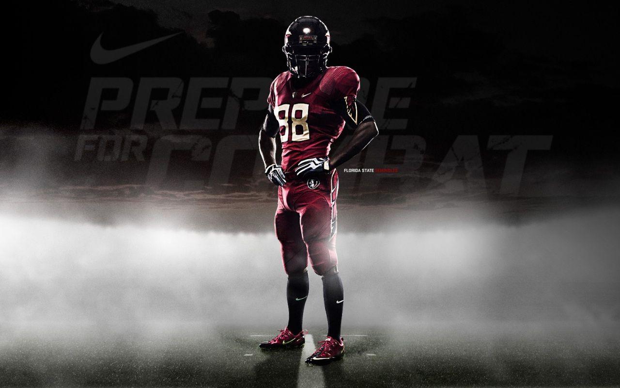 Florida State Seminoles American Football Football Wallpaper