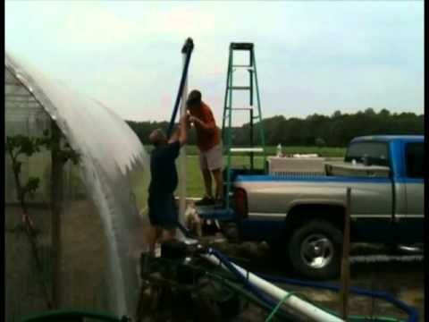 From Http Www Drillyourownwell Com This Video Shows How To Use A Mud Pump To Jet Down A Pvc Well It Is Part O Water Well Drilling Trash Pump Well Drilling
