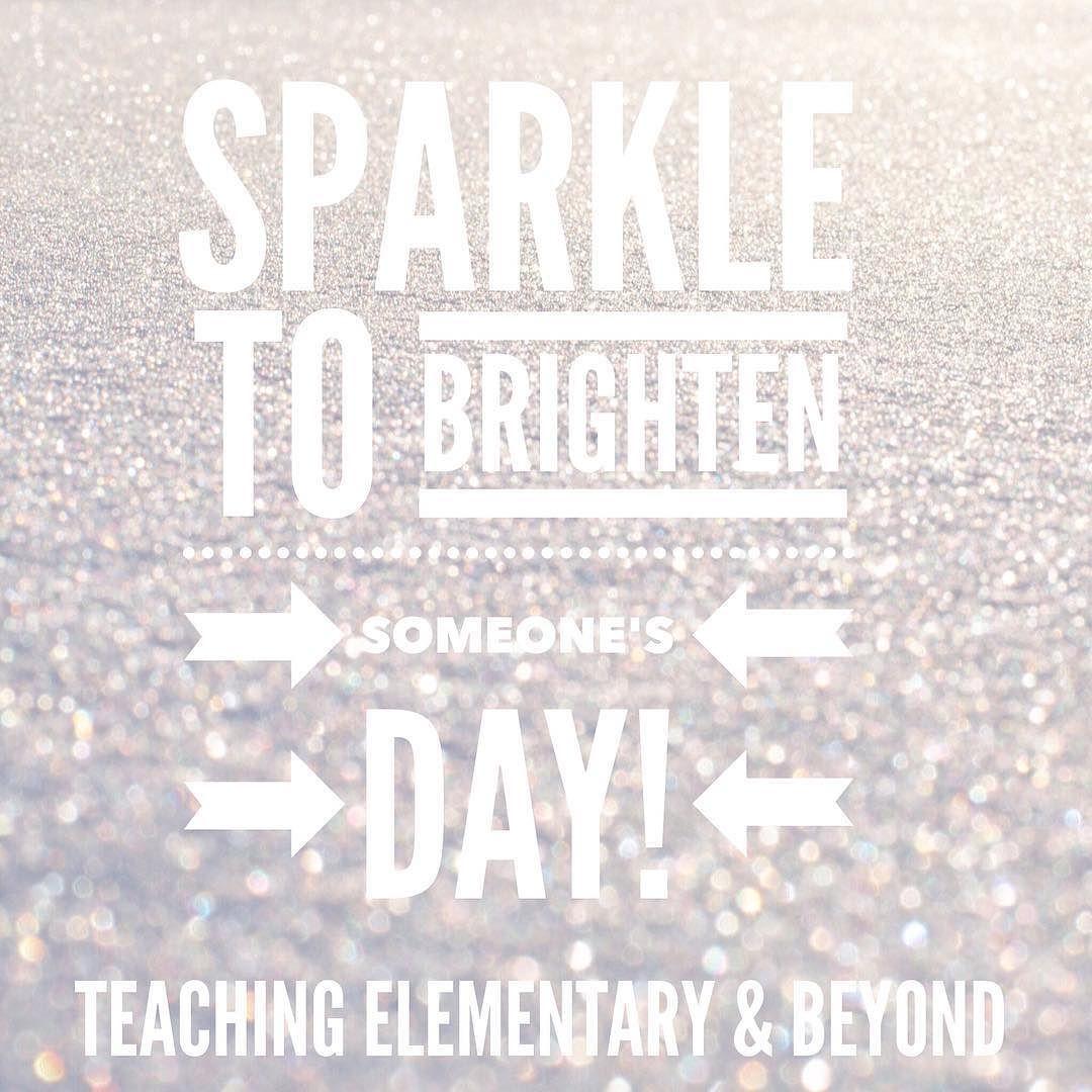 Challenge yourself to brighten someone's day today! #bekind #teachersofinstagram #teacher #teacherlife #tptehteam #brightenmyday #teachersday #smilemore