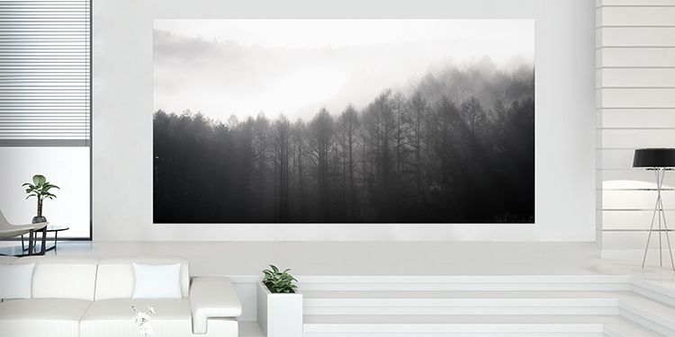 Samsung 292 Inch Wall Luxury Tv
