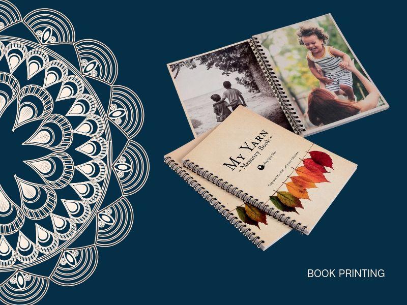 Wire O Book Printing Book Print Book Printing Services Books