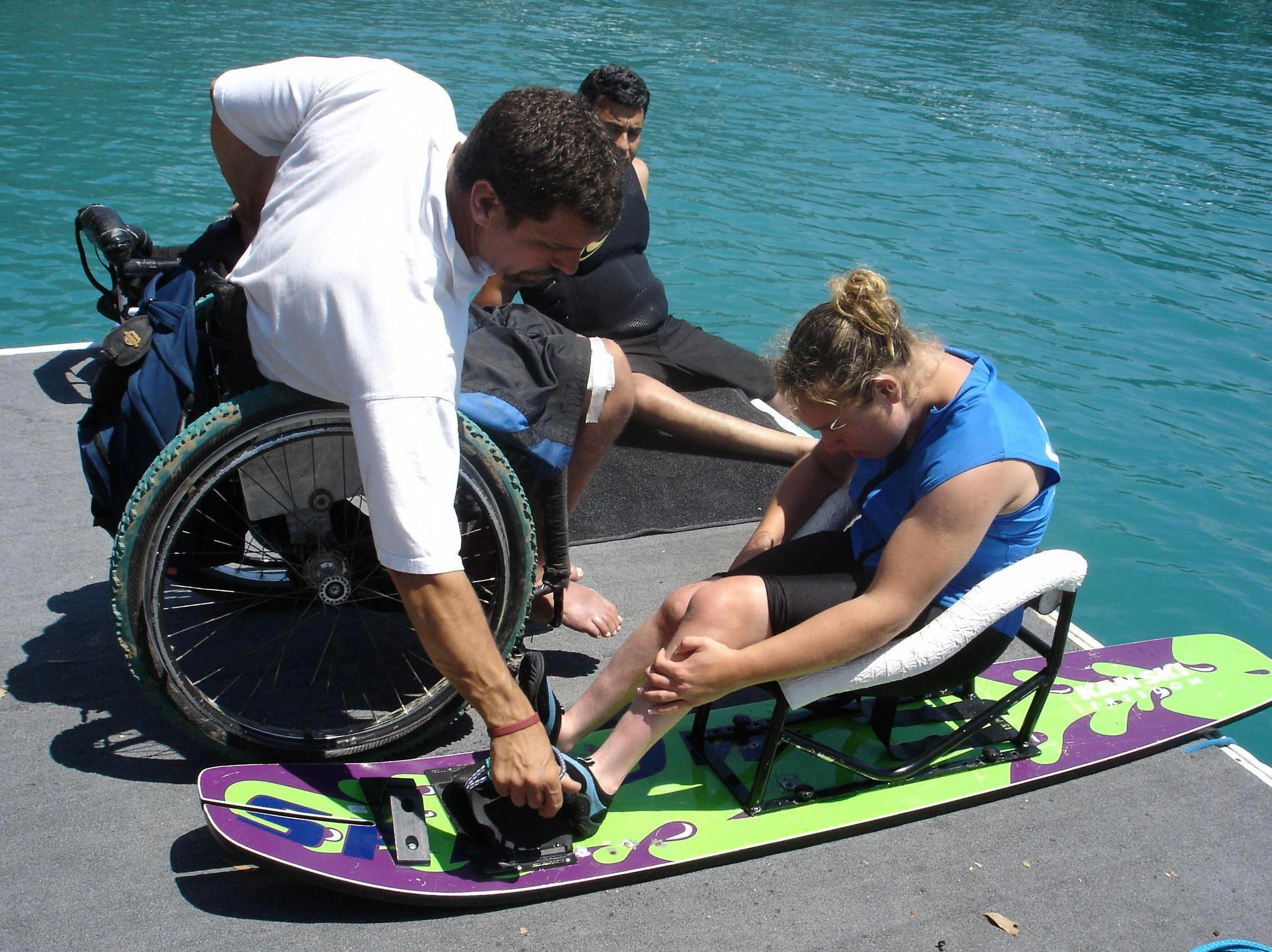 """Visit our website for more info on """"Water Skiing"""". It is a"""