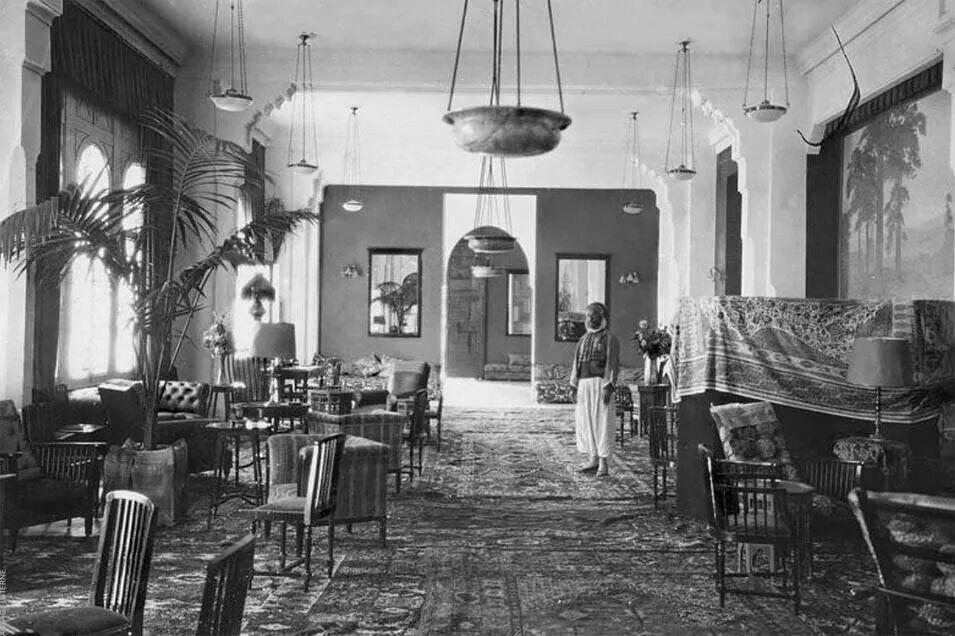 La résidence (salon) ancienne médina
