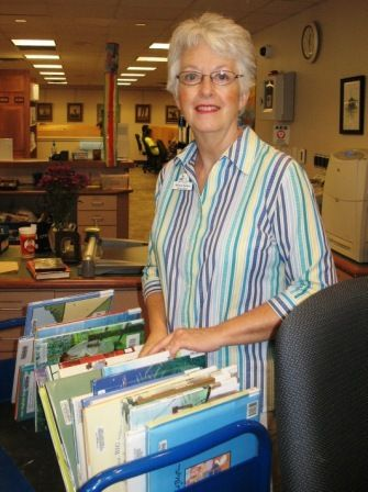 Michele Harber- Michele Harber, Community Outreach Librarian & Volunteer Coordinator