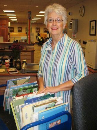 Michele Harber- Michele Harber, Community Outreach Librarian & Volunteer Coordinator
