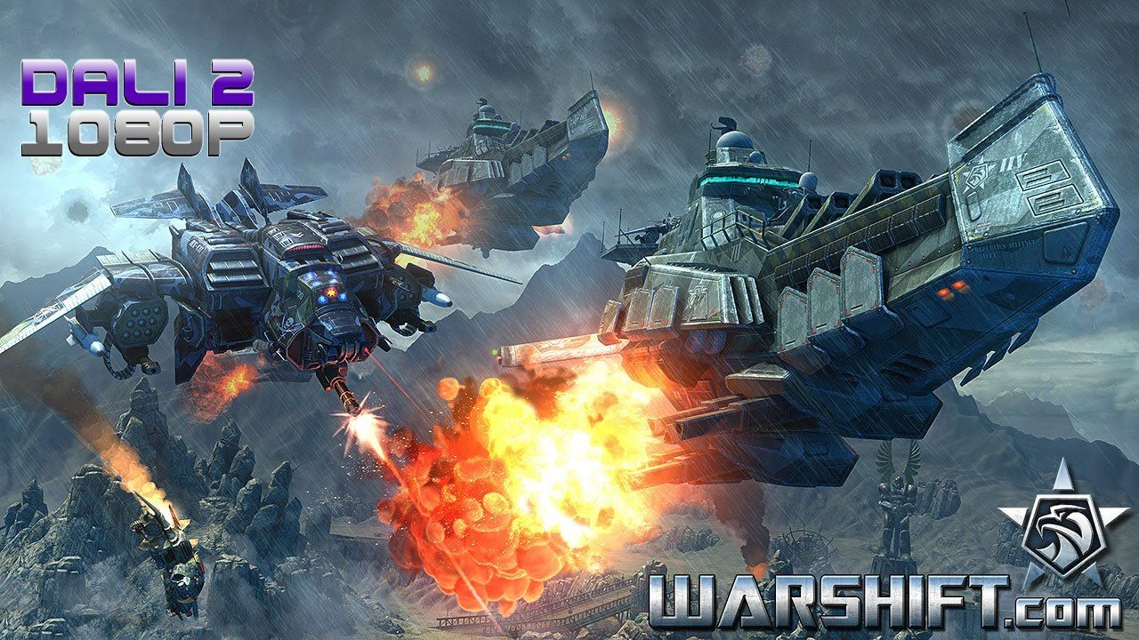 Warshift is the unique mix of Action, RTS and Roleplaying