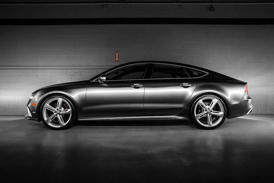 Audi RS7, The gentlemens express
