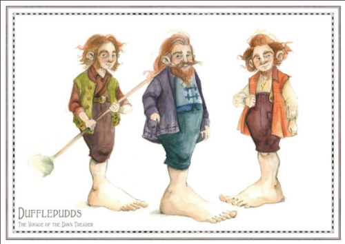 dufflepuds costumes | Source: isismussenden.com ) | The chronicles ...