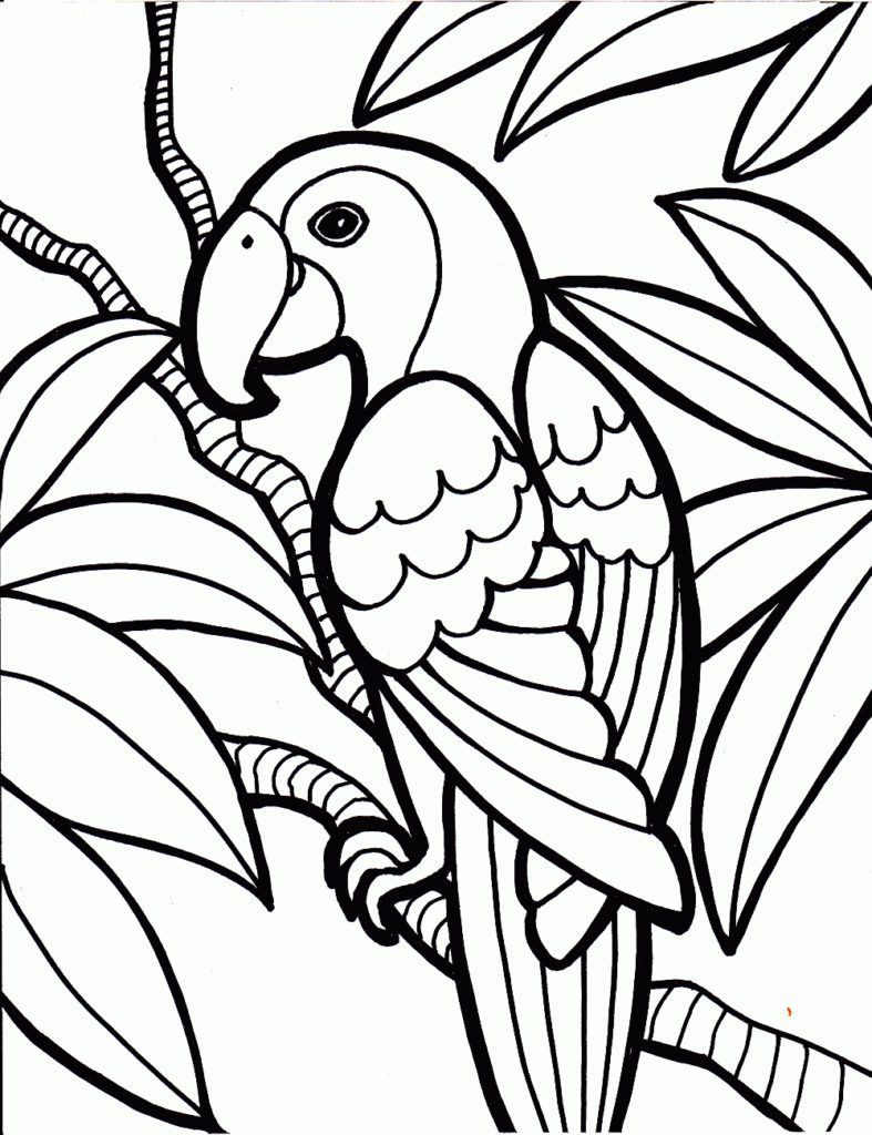 Printable Cool Coloring Sheets
