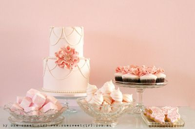 desserts for a girl party