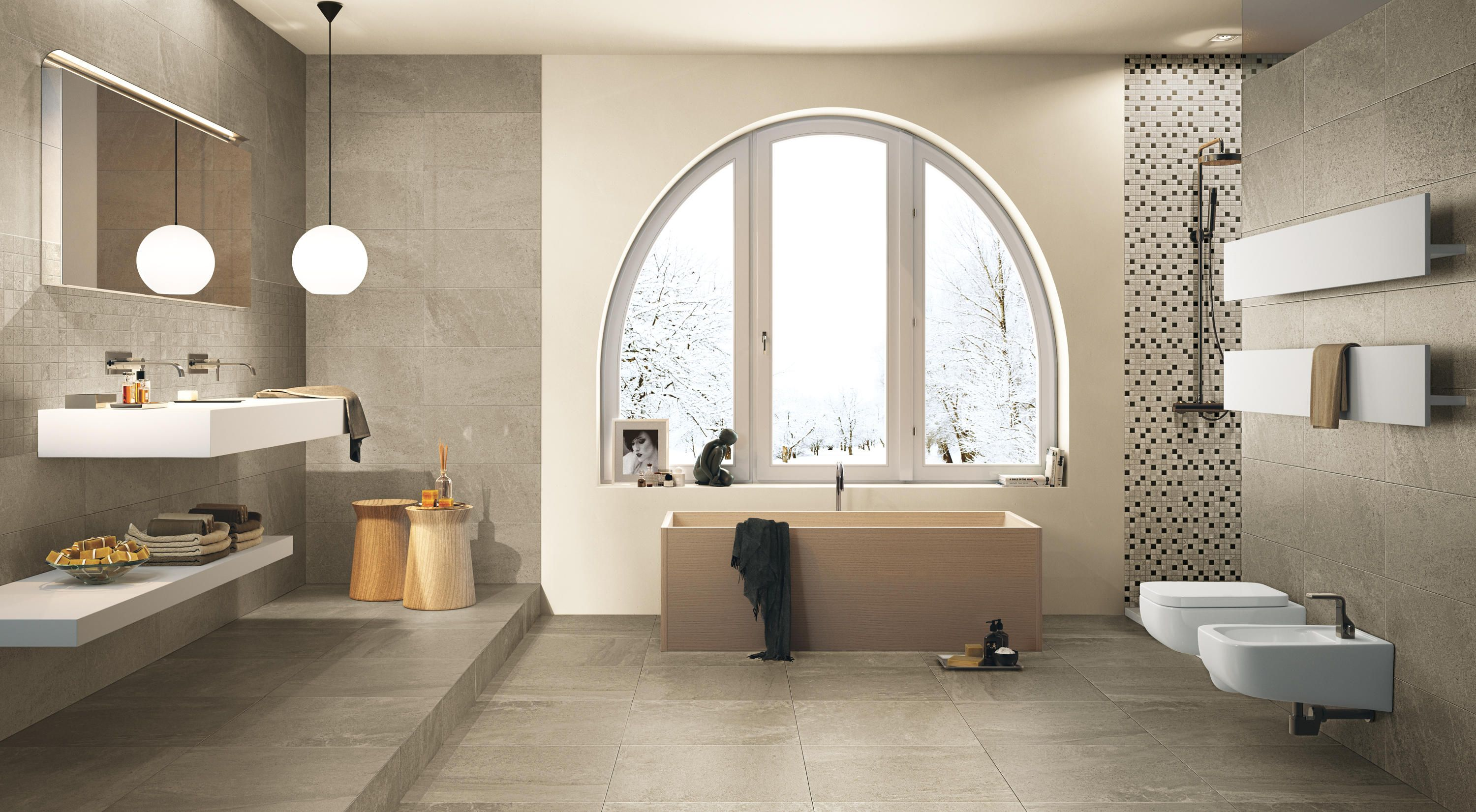 BLEND STONE | PEPPER - Tiles from Ceramica Magica | Architonic | qd ...