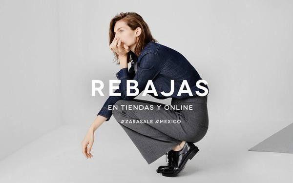 En esta temporada de rebajas una visita obligada es Zara Antara. Disfruten sus compras.