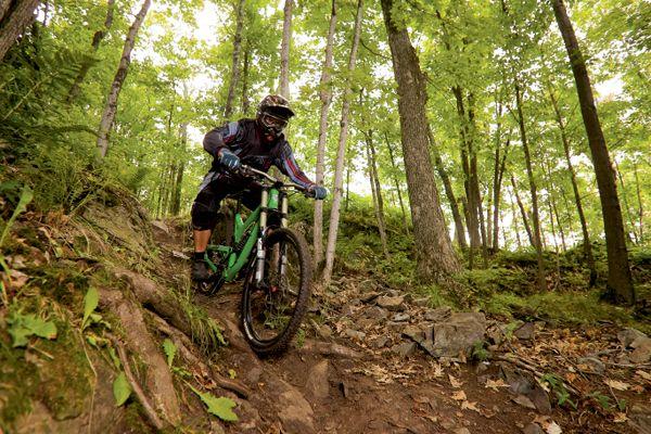 Review Canyon Spectral Cf Mountain Bike