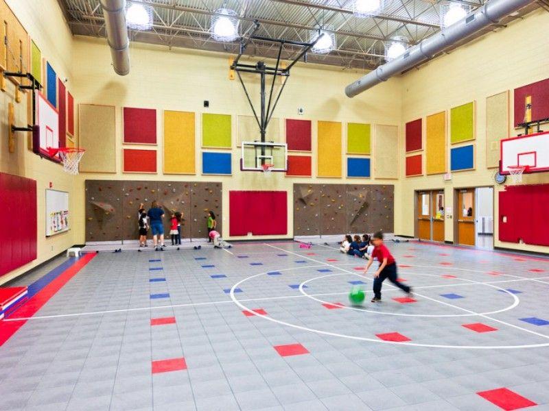 Shadow oaks elementary school tx gym pfluger associates l p