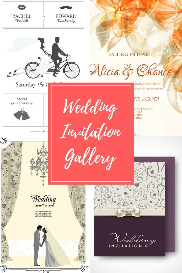 Perfect Wedding Invitation Creative Ideas - Check-Out Our Wedding ...