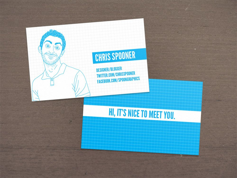 Create a Print Ready Business Card Design in Illustrator ...