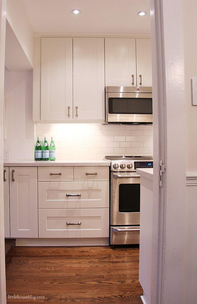IKEA grimslov kitchen cabinets | Our Condo | Pinterest | Küche
